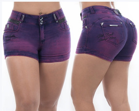 Shorts Collor Pit Bull Pitbull Jeans Ref 24958