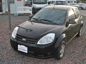 Ford Ka 1.0 Fly Plus Negro 3 Puertas Hof