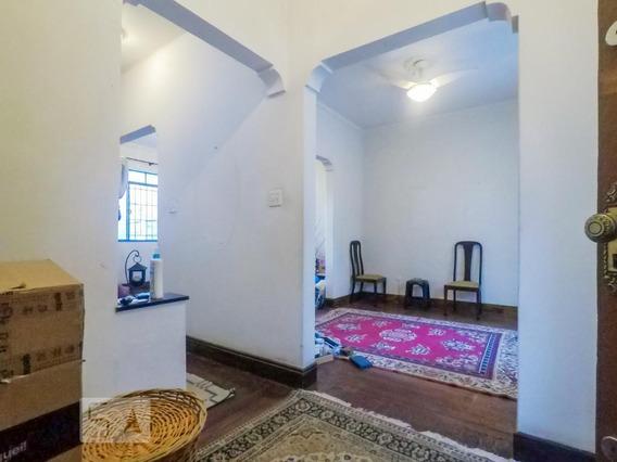 Casa Para Aluguel - Vila Mariana, 2 Quartos, 120 - 893098409