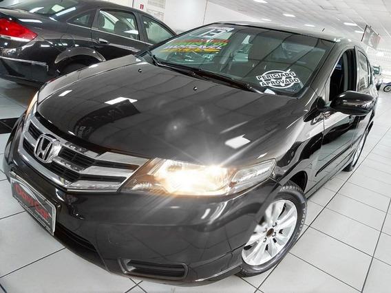 Honda City 1.5 Lx - Cor Grena