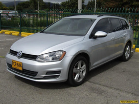 Volkswagen Golf Tdi Sportwagen Se Dsg