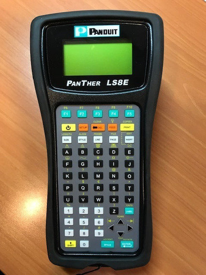 Rotuladora Impresora Red Panduit Ls8eq-kit