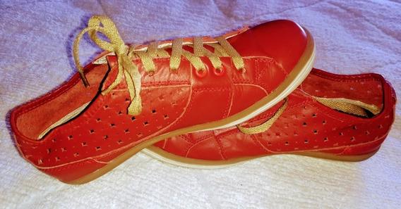Zapatillas De Cuero Stone