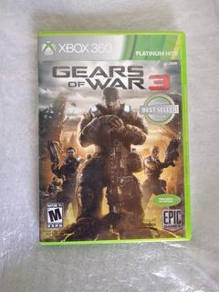 Juegos Xbox Gears Of War 1 2 Y 3
