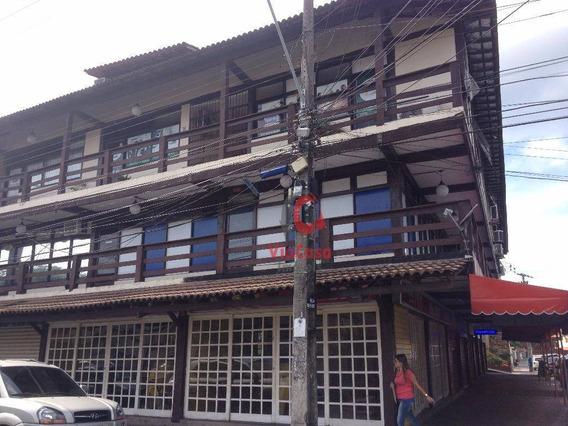 Sala À Venda, 22 M² Por R$ 60.000,00 - Centro - Rio Das Ostras/rj - Sa0015