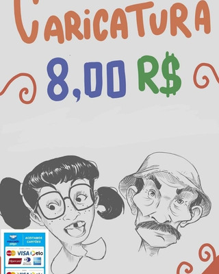 Caricatura 8r$
