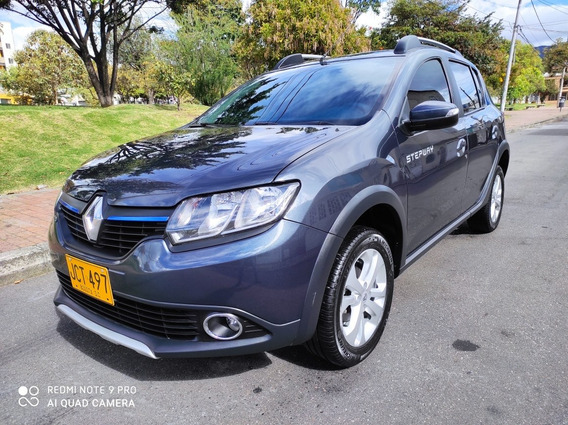 Renault Stepway Expression Aa 1.6 Mt