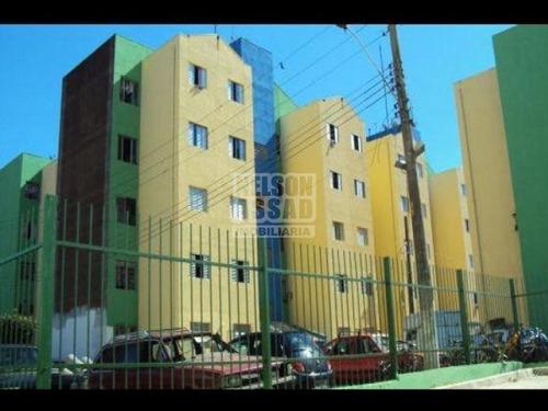 Imagem 1 de 4 de Apartamento Padrão Para Venda No Bairro Jardim America Da Penha, 1 Dorm, 0 Suíte, 1 Vagas, 42 M - 523