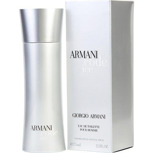Perfume Armani Code Ice Edt 75ml