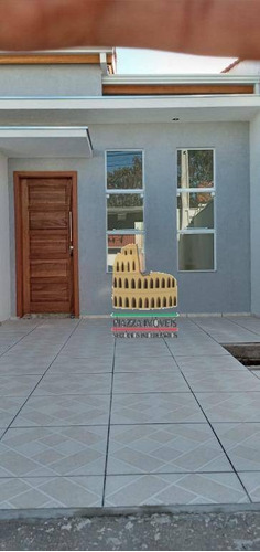 Casa Com 2 Dormitórios À Venda, 70 M² Por R$ 235.000 - Jardim Tulipas - Sorocaba/sp - Ca0295