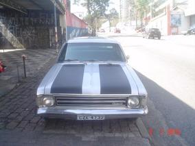 Chevrolet Opala Ss Gran Luxo 6cc 4 Portas Ano1973 74 Zaffira