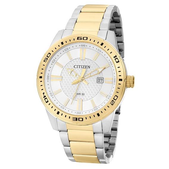 Relógio Citizen Masculino Tz20493b C/ Garantia E Nf