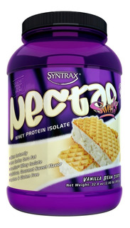 Nectar Whey Protein Isolate (907g) Syntrax - Com Nota Fiscal