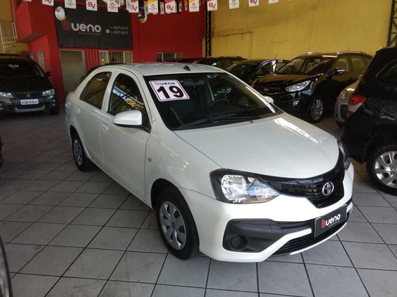 Toyota Etios Sedan 1.5 X Manual