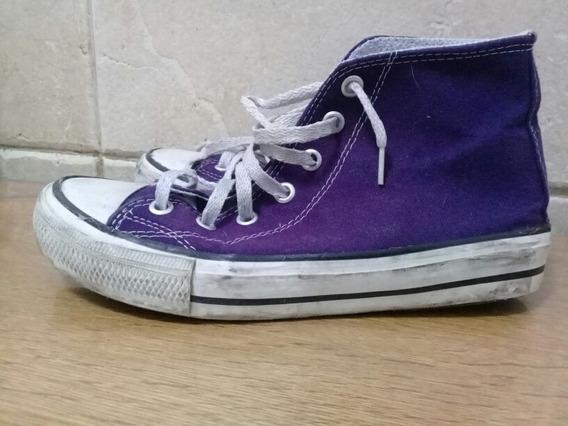 Zapatillas Violetas Roller