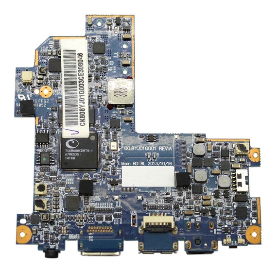 Placa Mãe Usb, Power, Hdmi Mini Projetor Acer C205 (11938)