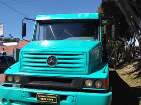 Mercedes-benz Mb 1418 96 Truk Segundo Dono Motor Novo