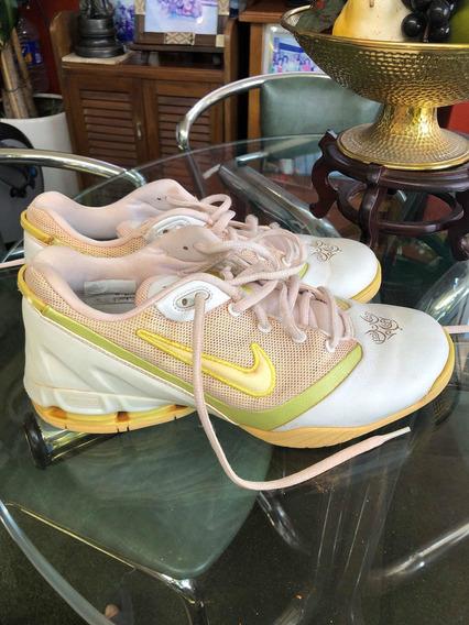 Zapatillas Nike Shox Mujer Talle 10 Arg 40/41 Usadas