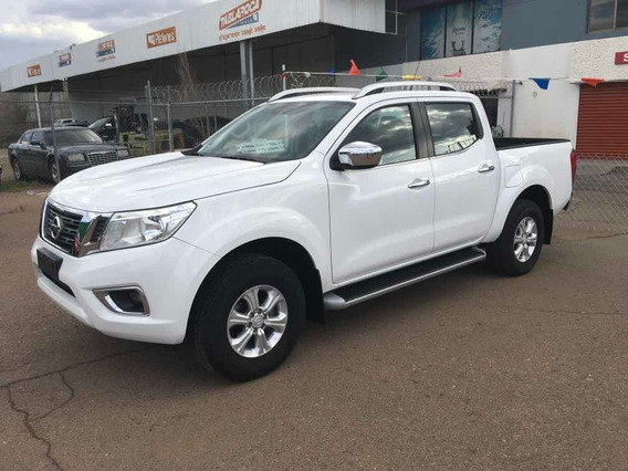 Nissan Np300 Frontier 2015 2.5 Le Aa Mt