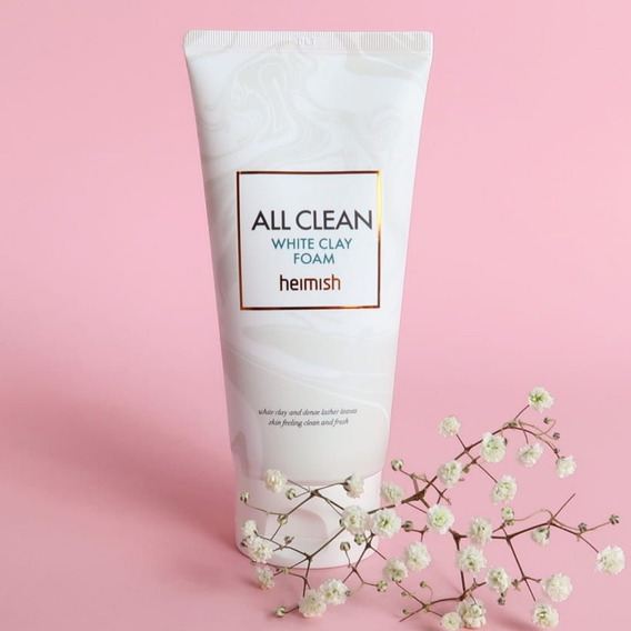 Limpador Heimish All Clean White Clay Argila Branca (150ml)