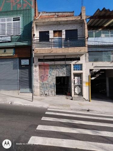 Imagem 1 de 15 de Sobrado - Sapopemba - Ref: 10426 - V-10426
