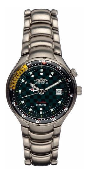 Reloj Umbro B205qa 100% Titanio Con Alarma