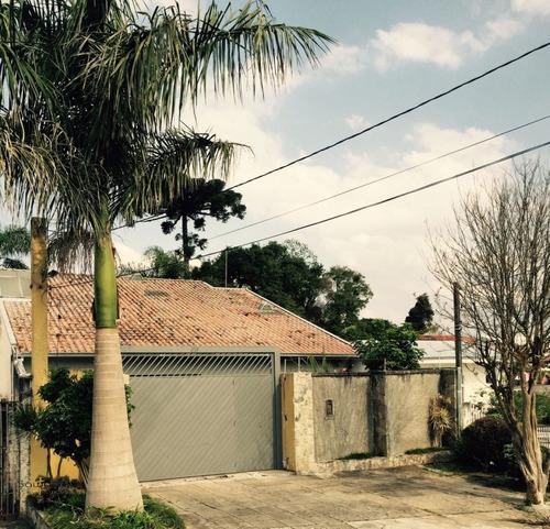 Casa A Venda No Bairro Abranches Em Curitiba - Pr.  - 3658-1