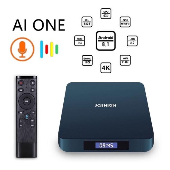 Skystream One Tv Box - Media Streaming [Promoção] no Mercado