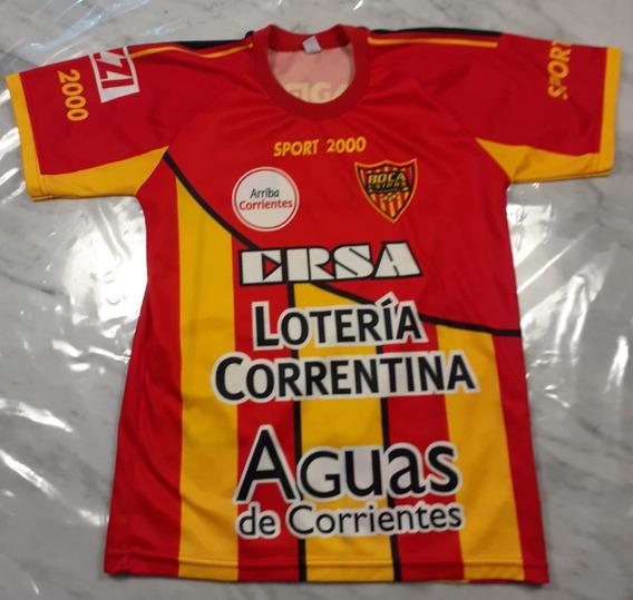 Camiseta Boca Unidos 2012 Niño