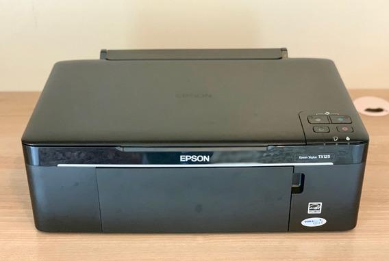 Impressora Multifuncional Epson Tx125 - Não Liga