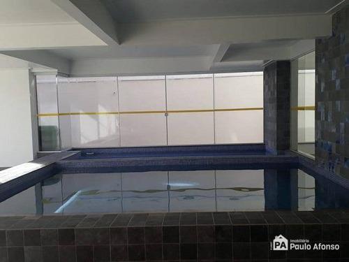 Apartamento Com 3 Dormitórios À Venda, 190 M² Por R$ 1.000.000,00 - Centro - Poços De Caldas/mg - Ap0213