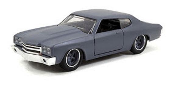 Rapido Y Furioso Chevy Chevelle Ss N°3 La Nacion