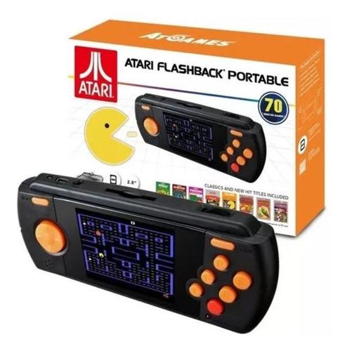 Consola Atari Gaming Portable Ap3228 Flashback + 70 Juegos