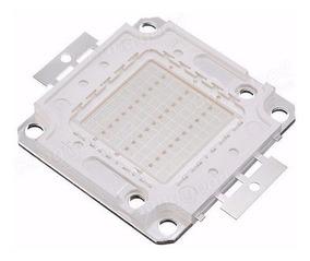 Chip Led 30w Reposição Refletor Branco Frio / Quente / Azul