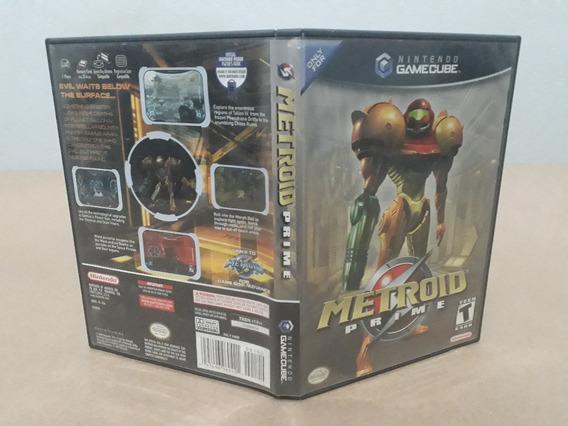 Metroid Prime 100% Original P/ Gamecube