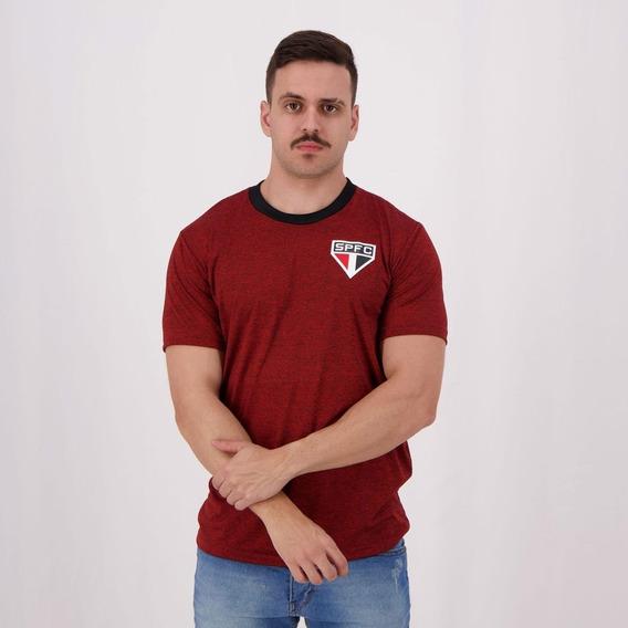 Camisa São Paulo Elyseo Spr - Sp2118008