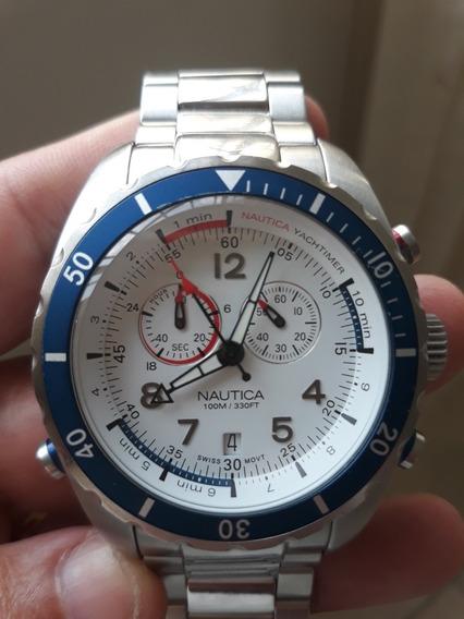 Relógio Nautica Yachtimer A34502