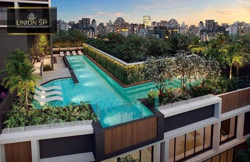 Imagem 1 de 15 de Studio Com 1 Dormitório À Venda, 25 M² Por R$ 401.248,00 - Brooklin - São Paulo/sp - St1407