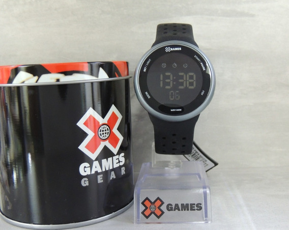 Relógio Masculino X Games Modelo Xmppd485 Pxpx - Nota Fiscal E Garantia Oficial Orient
