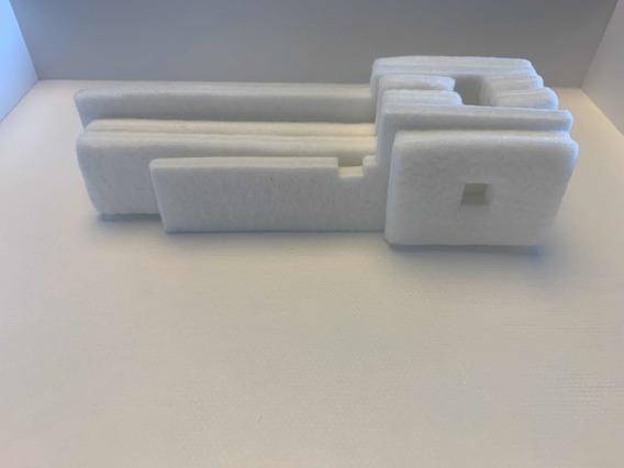 Almofada Esponja Feltro Epson L355 L365 E Outras