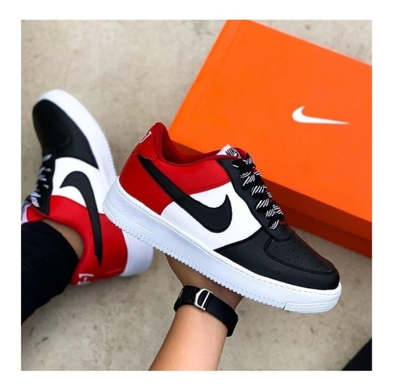 Zapatos Tenis Nike For One F1 Hombre Deportivo Gym