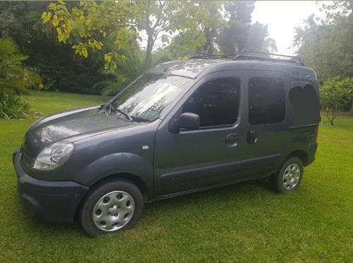 Renault Kangoo Confort 1.6 Cd Svt