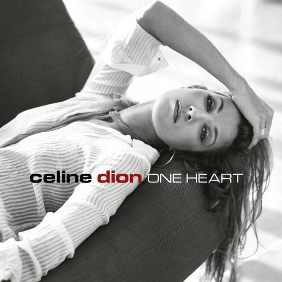 Cd Original Celine Dion One Heart