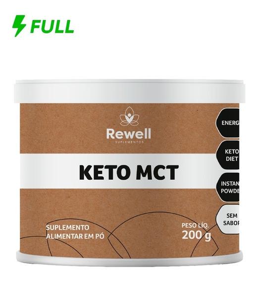 Keto Mct Rewell 200g