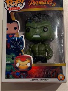 Hulk Tipo Funko Pop , Alternativo