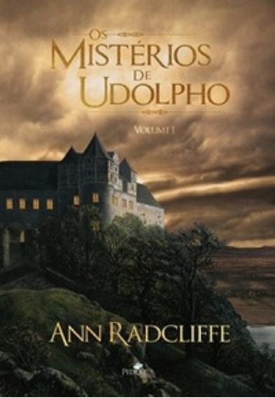 Os Mistérios De Udolpho - Volume 1 - Radcliffe, Ann