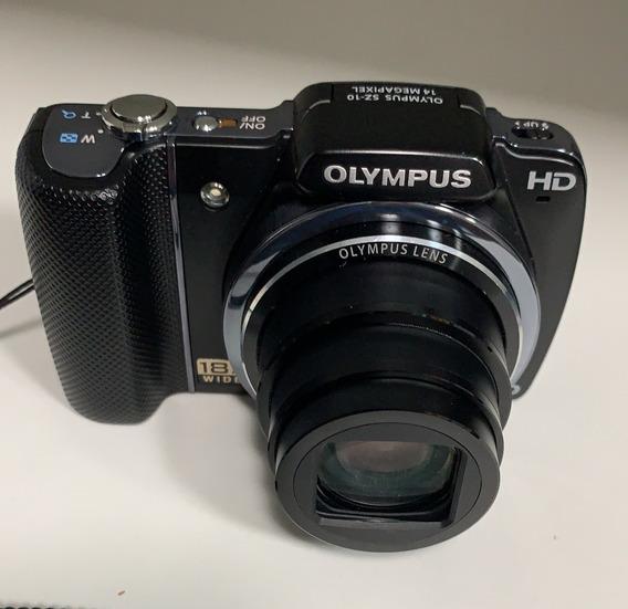 Máquina Fotográfica Olympus Sz-10
