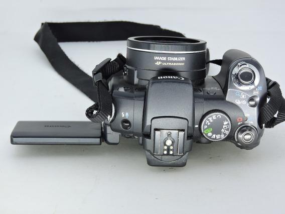 Câmera Fotográfica Canon S5is 8mp Para Peças Leia Abaixo
