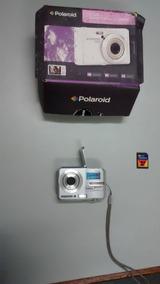 Câmera Digital Samsung 8,1 Megapixels - Usada Não Liga.