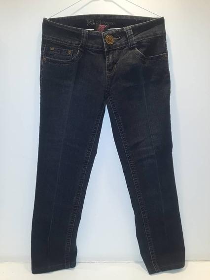 Pantalón Capri Blue Jeans Dama Talla 11/12